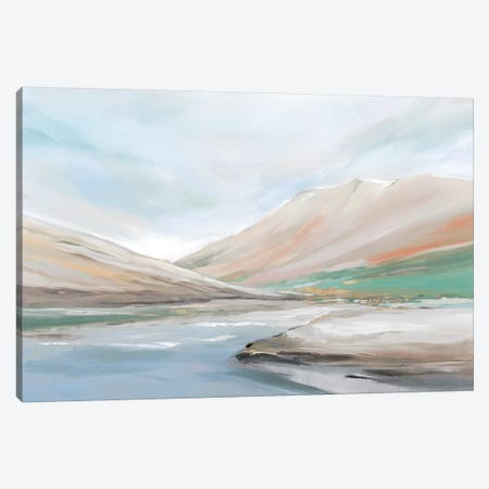 Royal Hills Canvas Print #ZEE410} by Isabelle Z Art Print