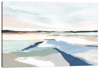 Seaside Day I Canvas Art Print