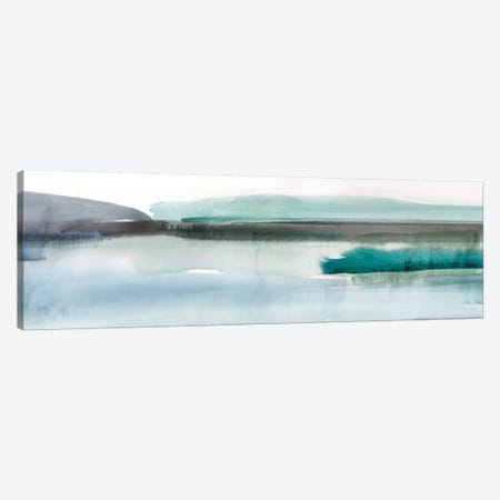 Slide Away I 3-Piece Canvas #ZEE421} by Isabelle Z Canvas Wall Art