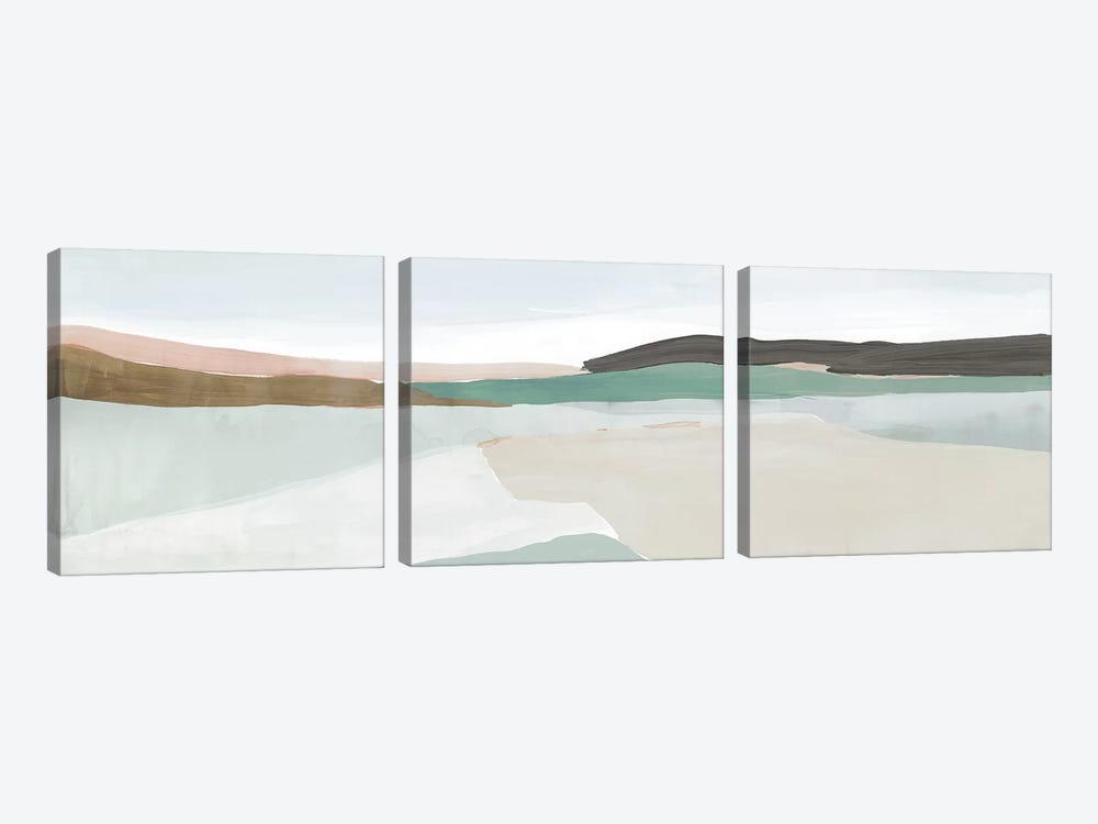 Sole of the Land I by Isabelle Z 3-piece Canvas Art