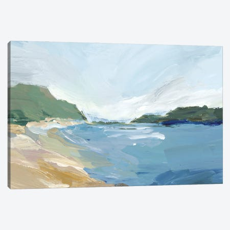 Brisk Landscape Canvas Print #ZEE450} by Isabelle Z Canvas Print
