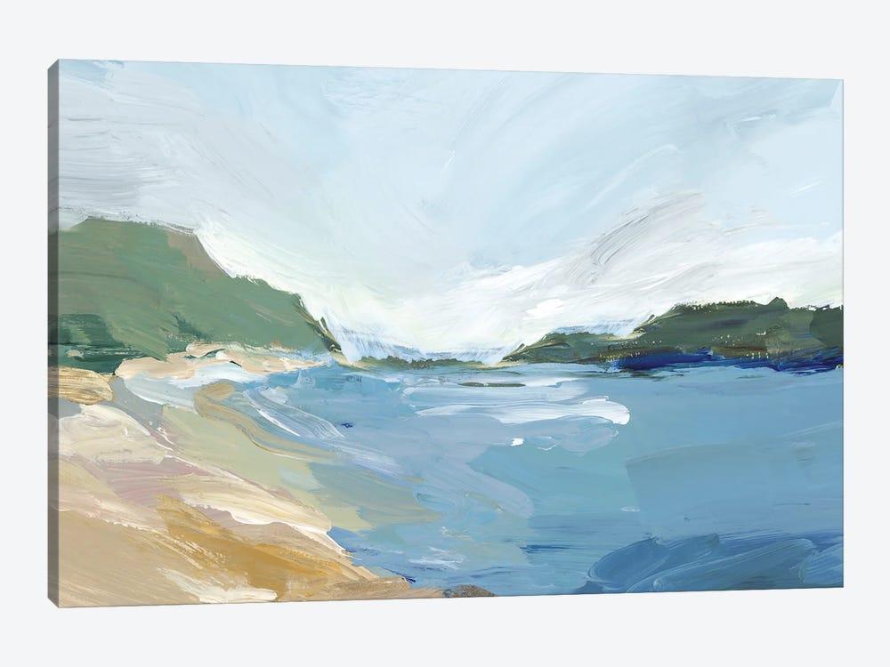 Brisk Landscape by Isabelle Z 1-piece Canvas Artwork
