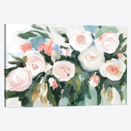 Floral Fragrance Canvas Print #ZEE457} by Isabelle Z Canvas Art