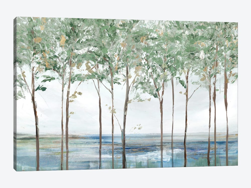 Forest Peak by Isabelle Z 1-piece Art Print