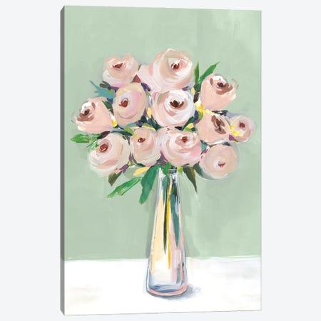 Hello Spring II Canvas Print #ZEE467} by Isabelle Z Art Print