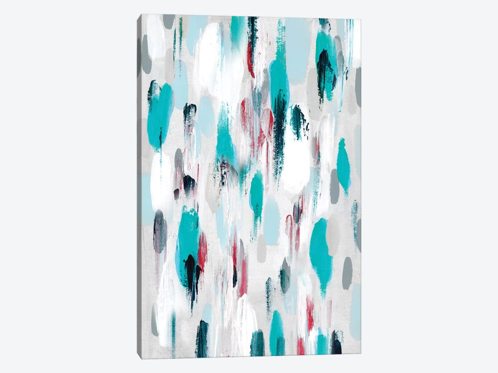 Gouttes I by Isabelle Z 1-piece Canvas Wall Art