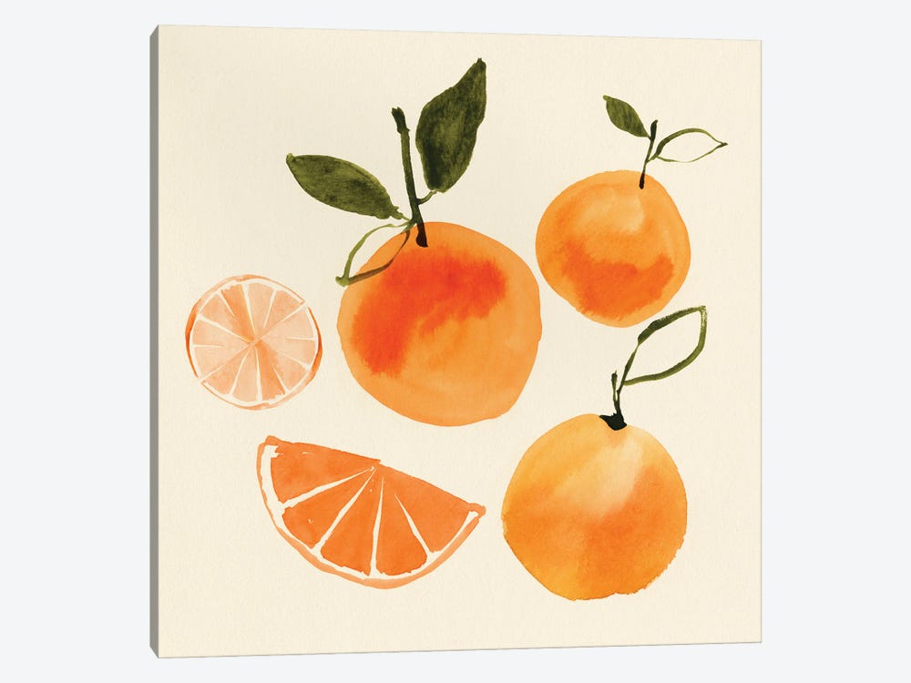 Juicy Fruits II by Isabelle Z 1-piece Canvas Wall Art