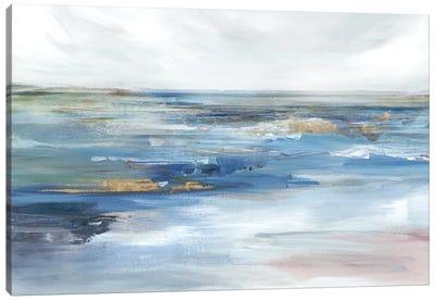 Ocean Kiss Canvas Art Print