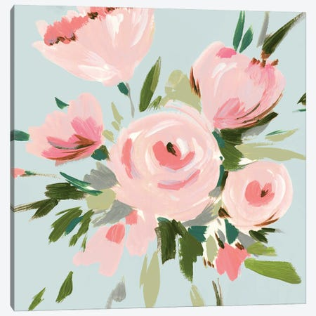 Pink Inspiration I Canvas Print #ZEE482} by Isabelle Z Canvas Art