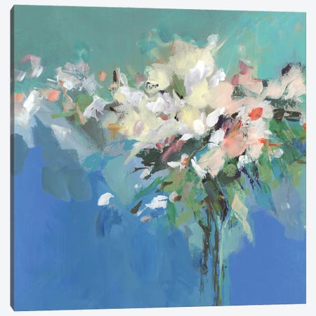 Spring Power Canvas Print #ZEE494} by Isabelle Z Canvas Artwork