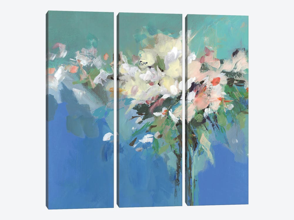 Spring Power by Isabelle Z 3-piece Canvas Art