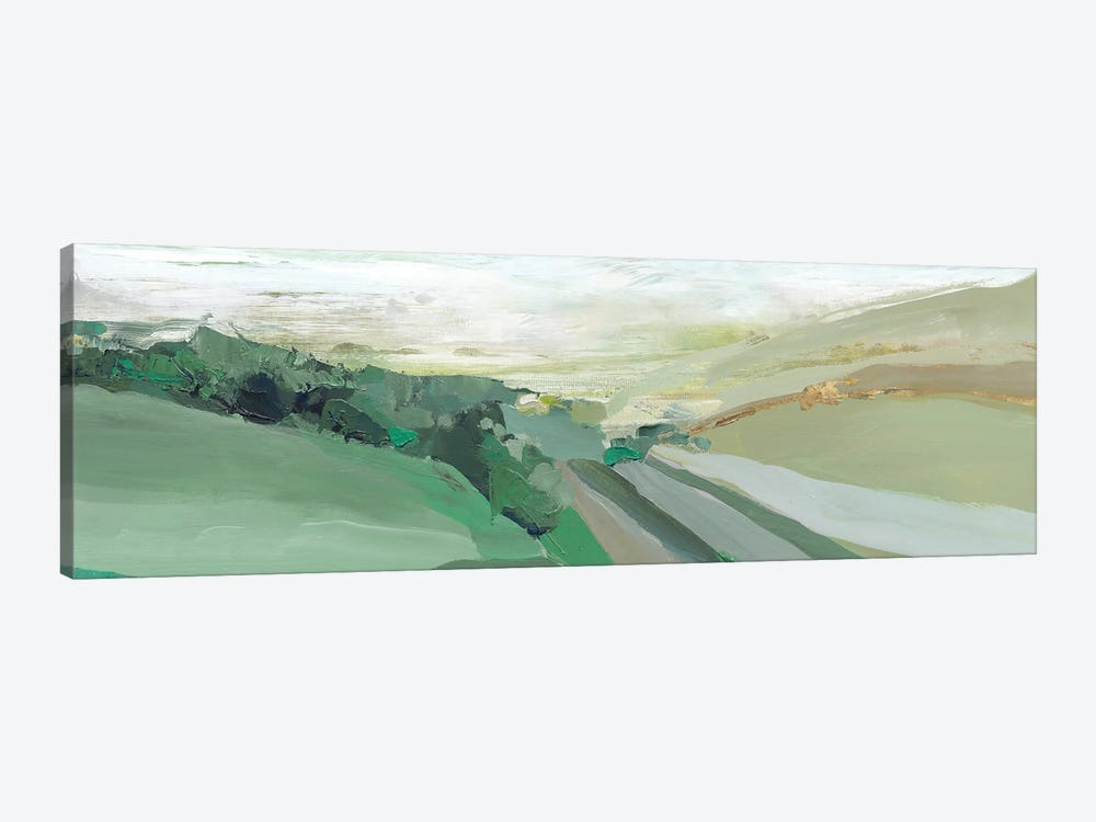 West Green Hills by Isabelle Z 1-piece Canvas Art Print