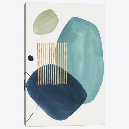 Pistachio Dreams I Canvas Print #ZEE536} by Isabelle Z Canvas Print