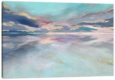 Reflection Basin Canvas Art Print