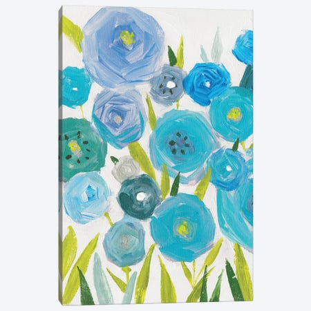 Life Of Flowers II Canvas Print #ZEE54} by Isabelle Z Canvas Print