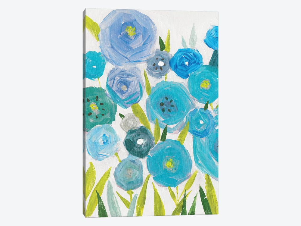 Life Of Flowers II by Isabelle Z 1-piece Canvas Art Print