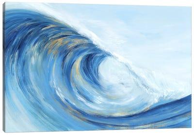 Wave Curl I Canvas Art Print