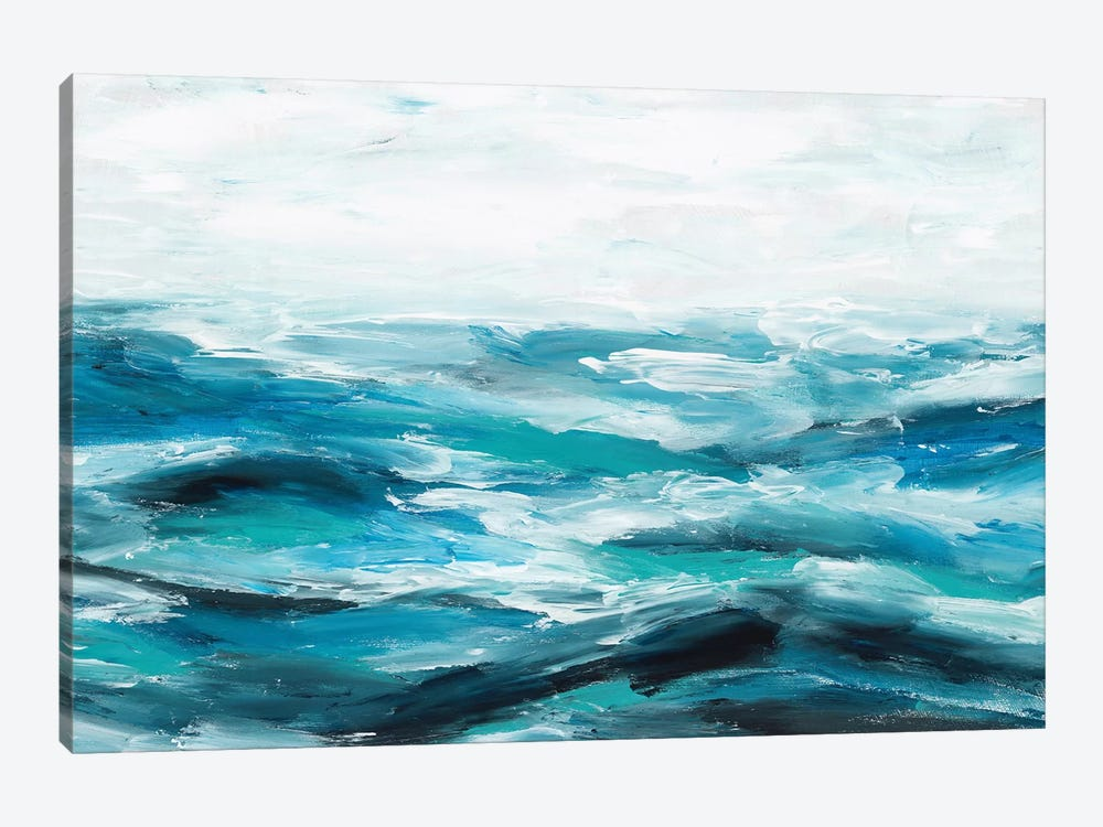 Oceanic I by Isabelle Z 1-piece Canvas Artwork