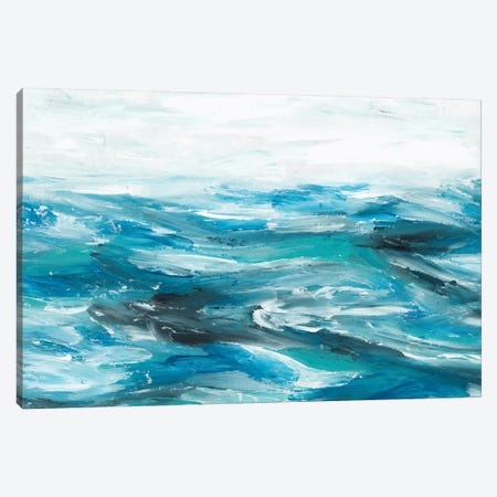 Oceanic II Canvas Print #ZEE58} by Isabelle Z Canvas Art
