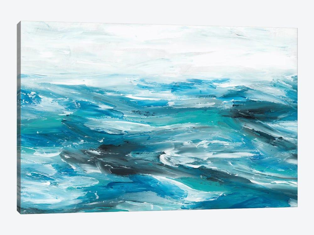 Oceanic II by Isabelle Z 1-piece Art Print