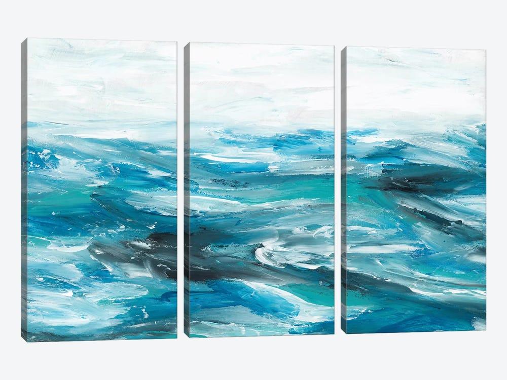 Oceanic II by Isabelle Z 3-piece Art Print