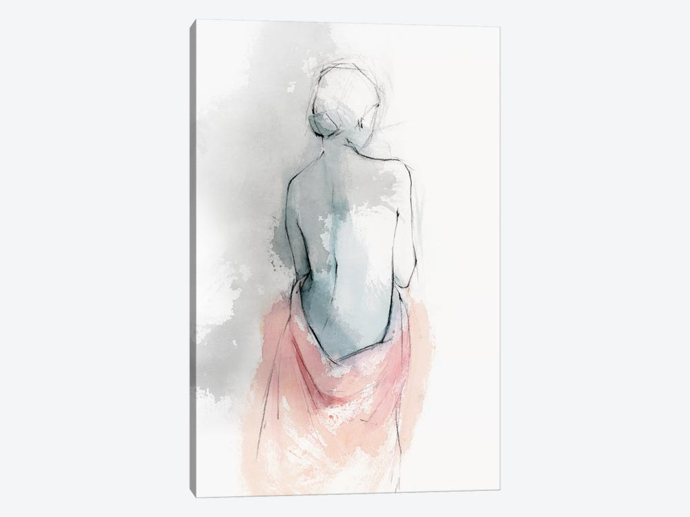 Pastel Woman I by Isabelle Z 1-piece Canvas Wall Art