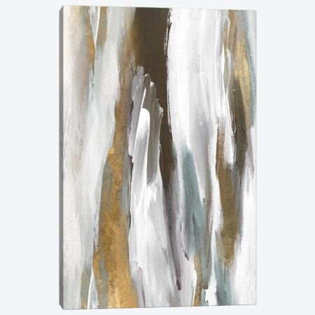 Smokey II Canvas Print #ZEE64} by Isabelle Z Canvas Artwork