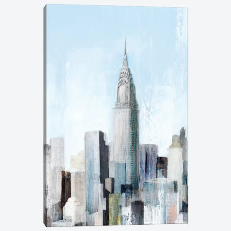 Towering Over Buildings II Canvas Print #ZEE67} by Isabelle Z Canvas Art