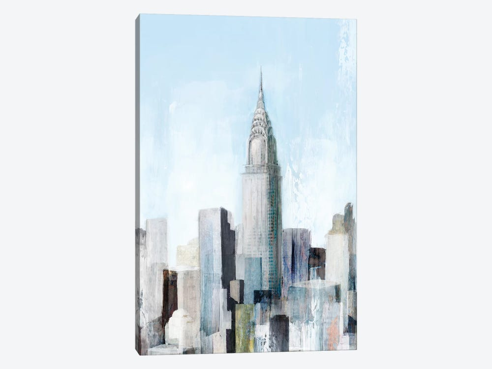 Towering Over Buildings II by Isabelle Z 1-piece Canvas Print
