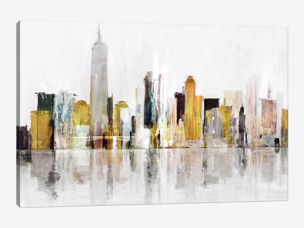 Towering Over Buildings III by Isabelle Z 1-piece Canvas Wall Art