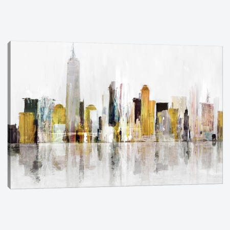 Towering Over Buildings III Canvas Print #ZEE68} by Isabelle Z Canvas Print