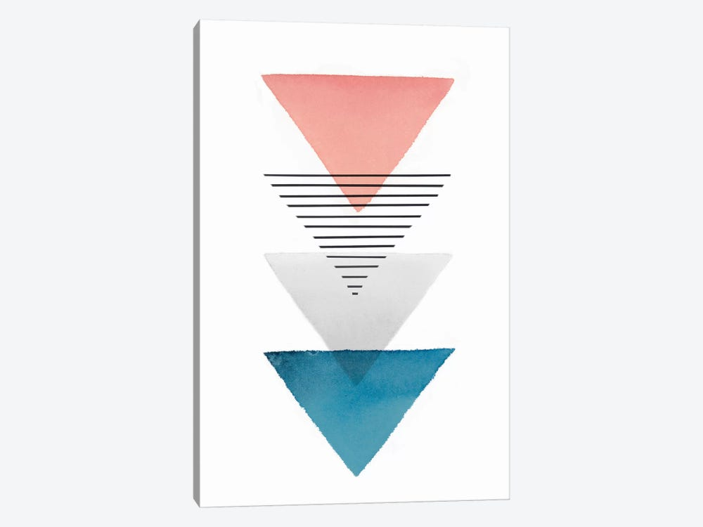 Triangular I by Isabelle Z 1-piece Art Print