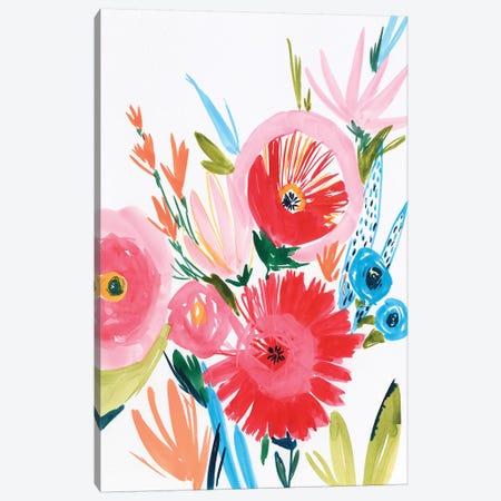 Vermelho I Canvas Print #ZEE71} by Isabelle Z Canvas Art