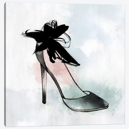 Black Heel II Canvas Print #ZEE84} by Isabelle Z Canvas Wall Art