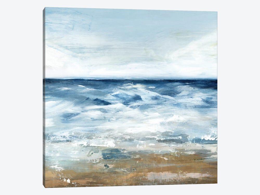 Blue Ocean II  by Isabelle Z 1-piece Canvas Art Print
