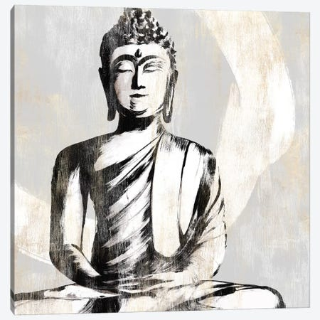 Buddha I Canvas Print #ZEE95} by Isabelle Z Canvas Art Print