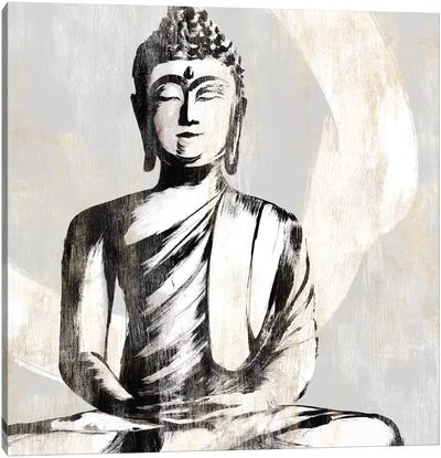 Buddha I Canvas Art Print
