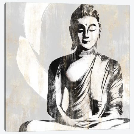 Buddha II Canvas Print #ZEE96} by Isabelle Z Canvas Print