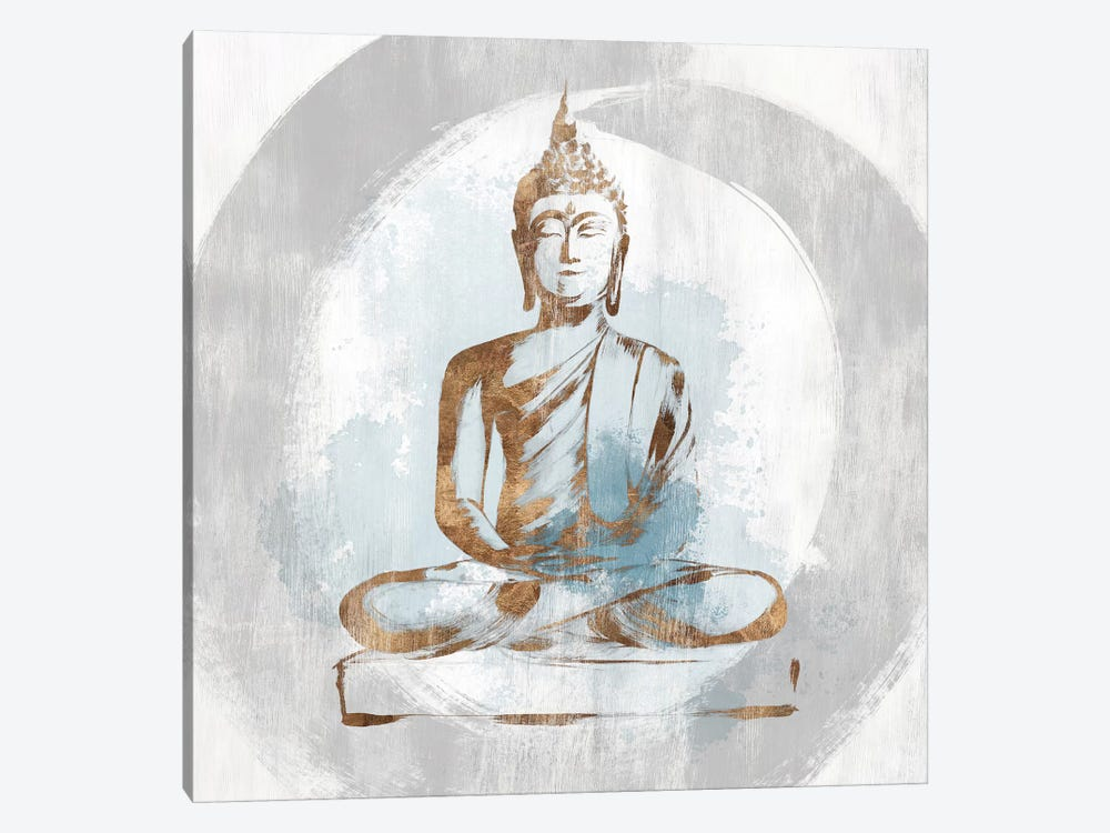 Buddhist I by Isabelle Z 1-piece Canvas Wall Art