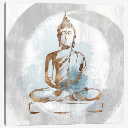 Buddhist I Canvas Print #ZEE97} by Isabelle Z Canvas Print