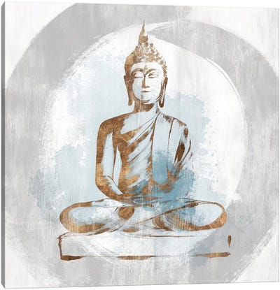 Buddhist I Canvas Art Print