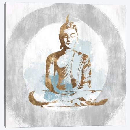 Buddhist II Canvas Print #ZEE98} by Isabelle Z Canvas Artwork