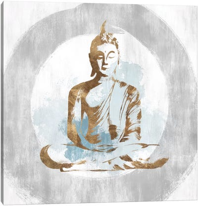Buddhist II Canvas Art Print