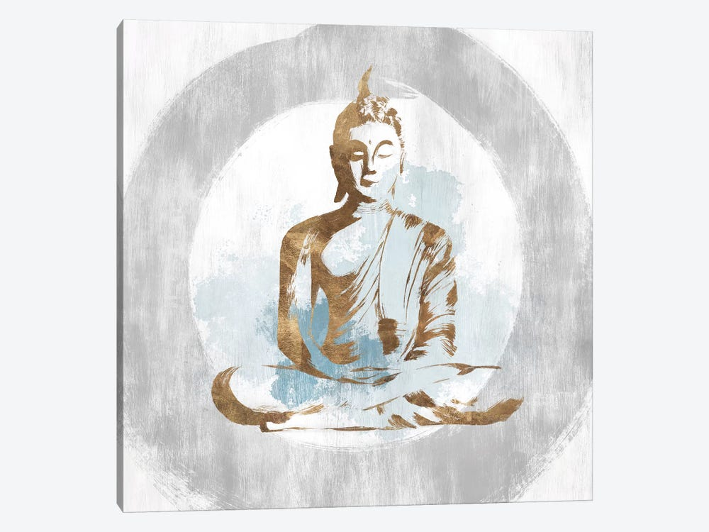 Buddhist II by Isabelle Z 1-piece Art Print