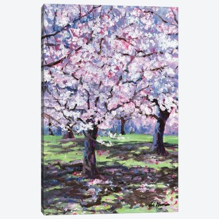 May Blossom Canvas Print #ZEN36} by Zoe Elizabeth Norman Canvas Artwork