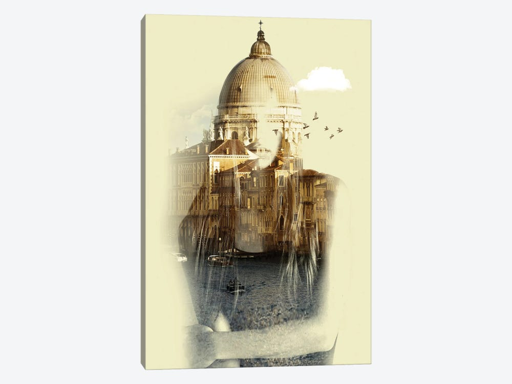 Venetian Arms by Vin Zzep 1-piece Canvas Art Print