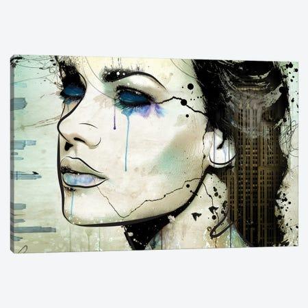 Beauty Mark IV Canvas Print #ZEP115} by Vin Zzep Canvas Wall Art