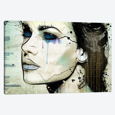 Beauty Mark IV Canvas Print #ZEP115} by Vin Zzep Canvas Wall Art