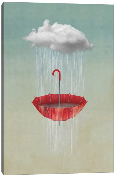 Umbrella II Canvas Art Print