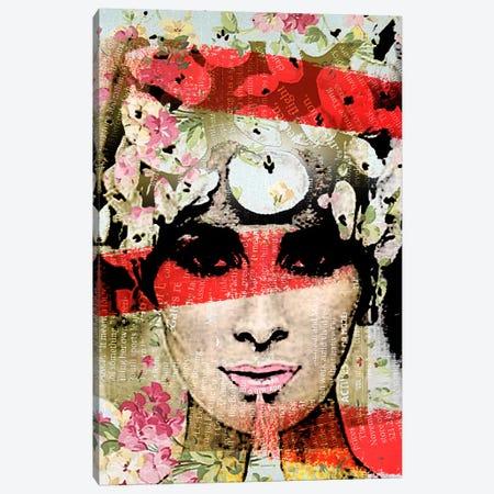 Face IV Canvas Print #ZEP19} by Vin Zzep Canvas Print
